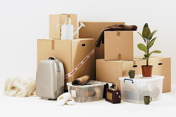 moving company including