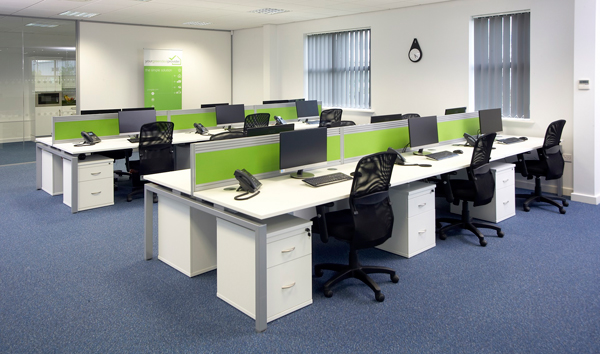 Creating a Green Workspace